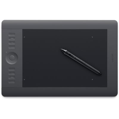 Графический планшет, Wacom Intuos5 (M-size) Pen&Touch PTH-650