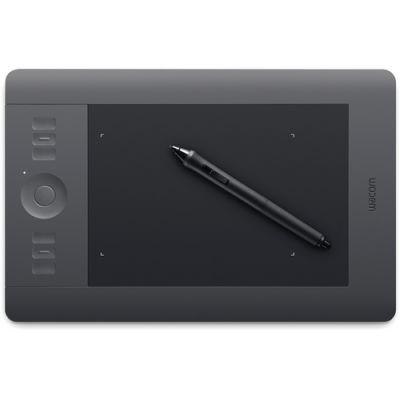 Графический планшет, Wacom Intuos5 (S-size) Pen&Touch PTH-450