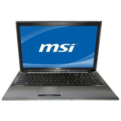 Ноутбук MSI CR650-411X