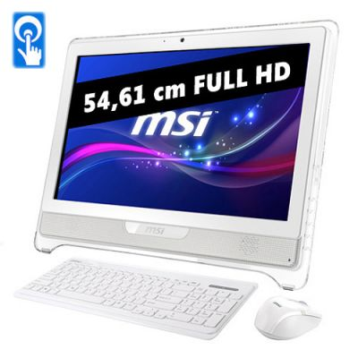 Моноблок MSI Wind Top AE2210-258 White