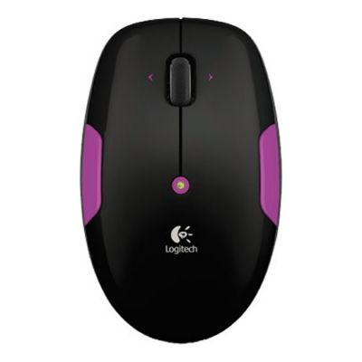 Мышь беспроводная Logitech Wireless Mouse M345 Petal Pink USB 910-002595