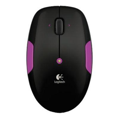 ���� ������������ Logitech Wireless Mouse M345 Petal Pink USB 910-002595