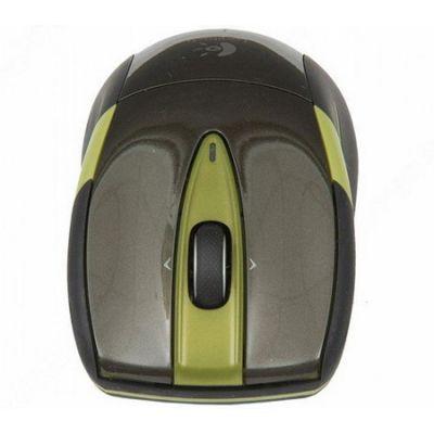 ���� ������������ Logitech Wireless Mouse M525 Green USB 910-002604