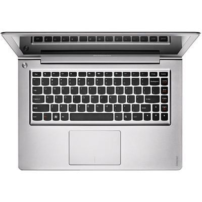 Ноутбук Lenovo IdeaPad U400 Graphite Grey 59318979 (59-318979)