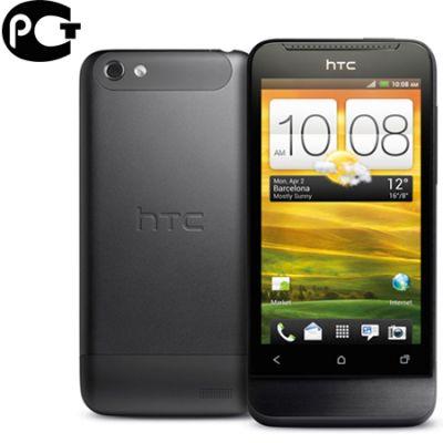 Смартфон, HTC One V Black