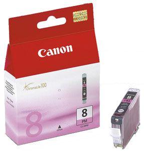 Картридж Canon CLI-8PM Magenta/Пурпурный (0625B001)