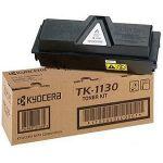Тонер-картридж Kyocera Black/Черный (TK-1130)