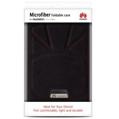 Чехол Huawei для MediaPad Microfiber Case Folding Black