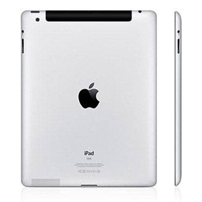 Планшет Apple iPad new 32Gb Wi-Fi + Cellular White MD370RS/A