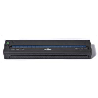Принтер Brother мобильный PocketJet PJ-623 PJ623Z1
