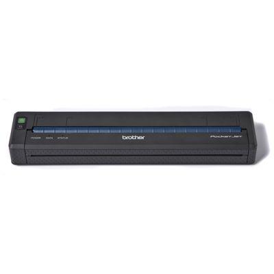 Принтер Brother мобильный PocketJet PJ-662 PJ662Z1