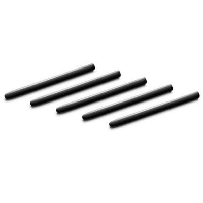 Wacom Комплект сменных наконечников для перьев Bamboo (черные) FUZ-A141
