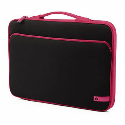 "����� HP Case Notebook Sleeve (16"" Luminous Rose) QB460AA"