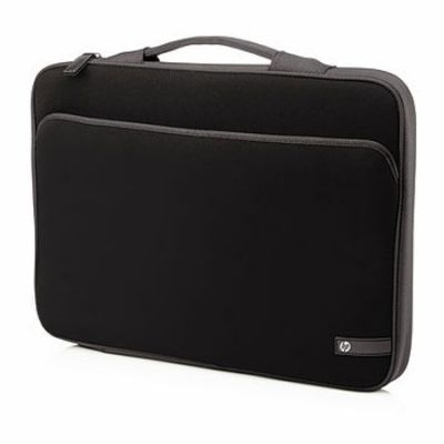 "����� HP Case Notebook Sleeve (16"" Charcoal) QB462AA"
