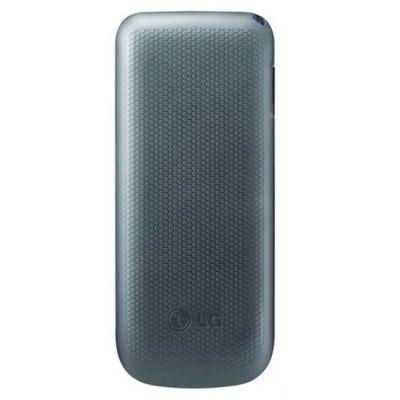 Телефон, LG A100 Dark Grey (Темно-Серый)