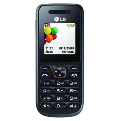 Телефон, LG A100 White (Белый)