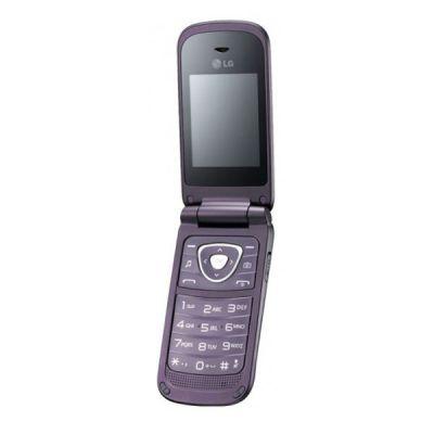 Телефон, LG A258 Violet (Фиолетовый)