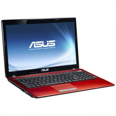 Ноутбук ASUS K53SD Red 90N3ELD84W1I12RD13AY