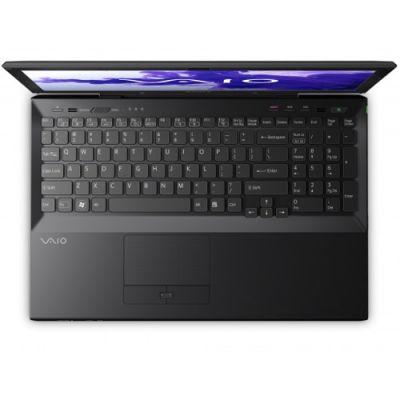 Ноутбук Sony VAIO VPC-SE2Z9R/B
