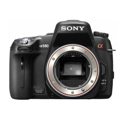 ���������� ����������� Sony Alpha DSLR-A580 Body (�� Sony)