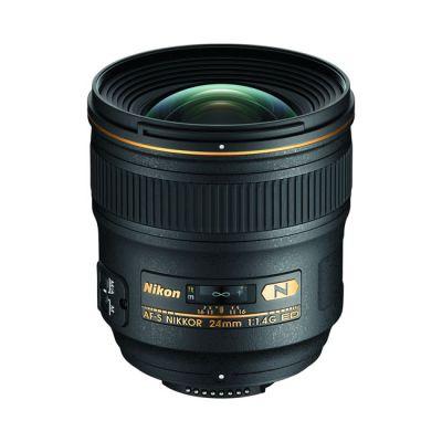 Объектив для фотоаппарата Nikon 24 mm f/1.4G ed AF-S Nikkor JAA131DA