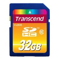 ����� ������ Transcend 32GB sdhc (Class 10) TS32GSDHC10