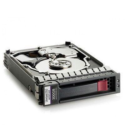"Жесткий диск HP 300GB 2.5""(SFF) sas 15K 6G HotPlug Dual Port ent HDD 627117-B21"