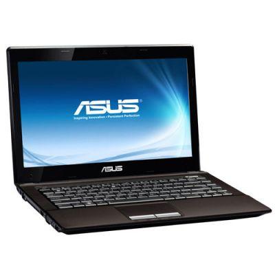 Ноутбук ASUS K43TK 90NBPL218W2226RD13AC