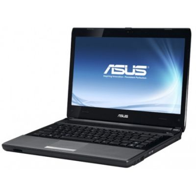 Ноутбук ASUS U40SD Black 90N7QC124W2A57VD53AY