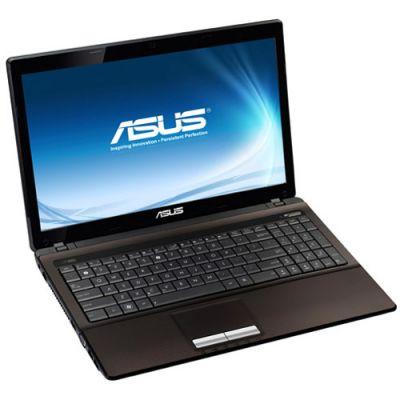Ноутбук ASUS X53BR (K53BR) 90N8SI218W2121RD13AC