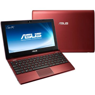 Ноутбук ASUS EEE PC 1225C Red 90OA3MB92511900E23EQ