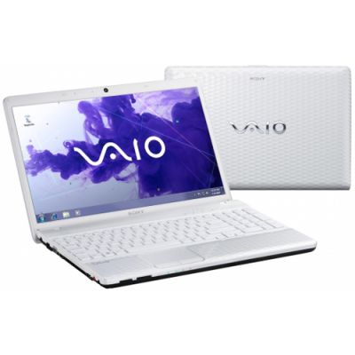 Ноутбук Sony VAIO VPC-EH3P1R/W