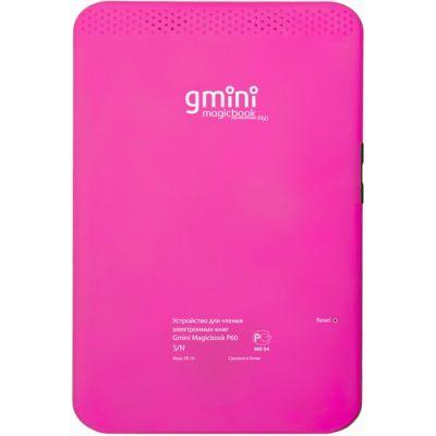 Электронная книга Gmini MagicBook P60 Pink 00000000428