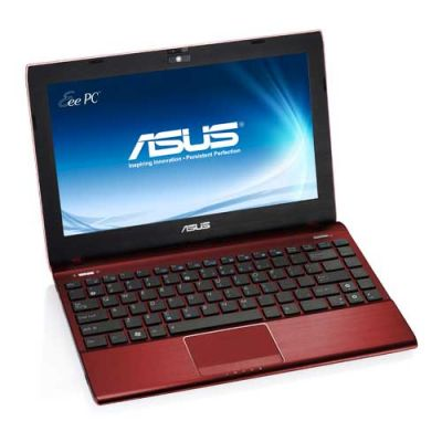 Ноутбук ASUS EEE PC 1225B Red 90OA3LB684119A7E23EQ