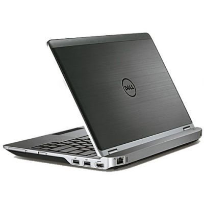 Ноутбук Dell Latitude E6220 Black L106220102R