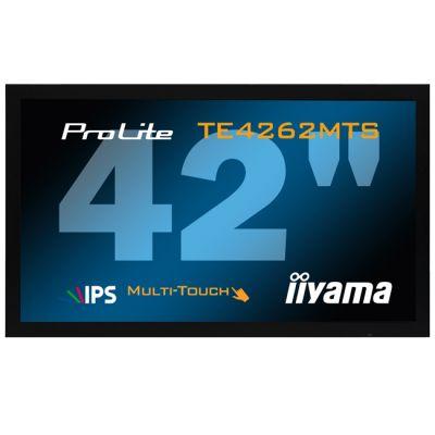 Интерактивный дисплей Iiyama ProLite TE4262MTS-B1