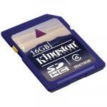 ����� ������ Kingston 16GB sdhc Class 4 SD4/16GB