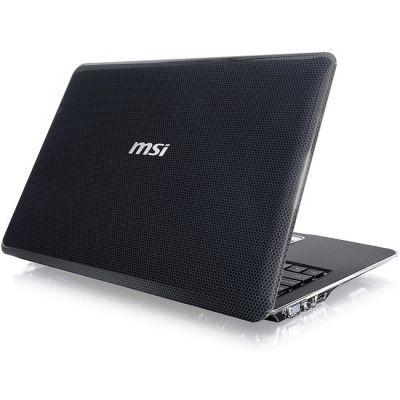 Ноутбук MSI X-Slim X370-452 Black