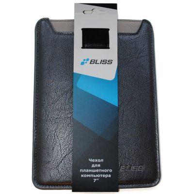 Чехол Bliss для планшетного ПК 7'' Black
