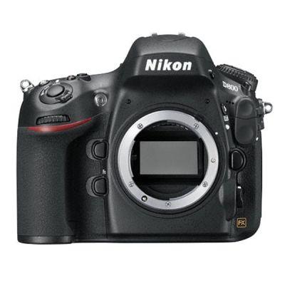 Зеркальный фотоаппарат Nikon D800 Body [VBA300AE]