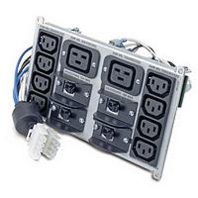 Аксессуар APC Symmetra rm 220-240V Backplate Kit w/(8) IEC320 C13 & (2) IEC320 C19 SYPD4