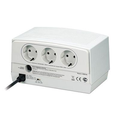 Стабилизатор напряжения APC Line-R 600VA Automatic Voltage Regulator LE600-RS