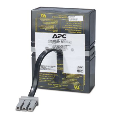 Аккумулятор APC Battery replacement kit for BR1000I, BR800I RBC32