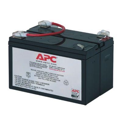 Аккумулятор APC Battery replacement kit for BK600I, BK600EC RBC3