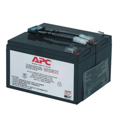 Аккумулятор APC Battery replacement kit for SU700RMine t, SU700RMI (сборка из 2 батарей) RBC9