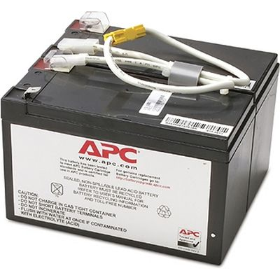 Аккумулятор APC Battery replacement kit for SU450I, SU450INET, SU700I, SU700INET (сборка из 2 батарей) RBC5