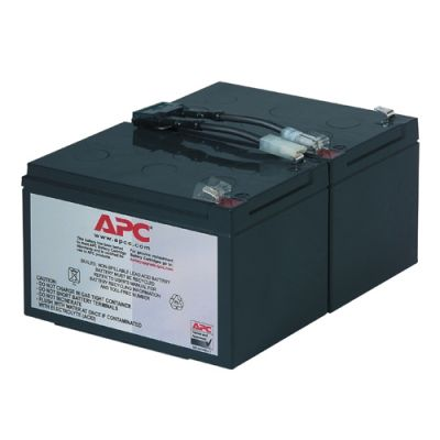 Аккумулятор APC Battery replacement kit RBC6
