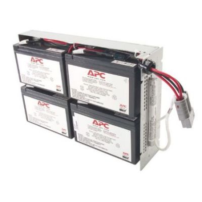 Аккумулятор APC Battery replacement kit RBC24