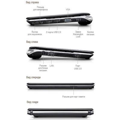 Ноутбук Samsung NC215 P02 (NP-NC215-P02RU)