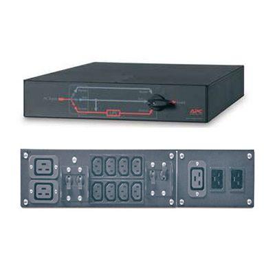 Аксессуар APC Service Bypass Panel- 230V; 50A; bbm; IEC320 C20/HW input; IEC-320 Output SBP5000RMI2U